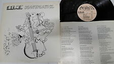 SLIM O. and PENNY BILL - The Ballad of... PRIVATE 1980 Jazz Folk Lounge (LP)