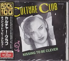 Culture Club Kissing To Be Clever Japan CD Obi 1999 TOCP-53033