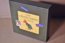 Nick Bantock THE GRIFFIN & SABINE TRILOGY 3 Volume Box Set Chronicle Books