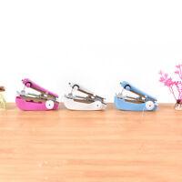 Máquina de Coser de Telas de Ropa Portátil de Mano Mini Inalámbrica Portá*ws