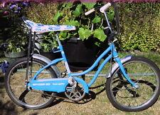 Blue Kids Bike Vintage Bikes for sale | eBay