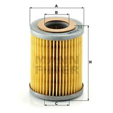 Mann Oil Filter Element For Triumph Dolomite 1850 1850 HL Sprint