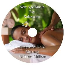 NEW AGE MUSIC FOR RELAXATION -MASSAGE THERAPIES REIKI SPA - ULTIMATE CHILLOUT CD