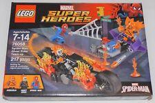 LEGO 76058 Spider-Man: Ghost Rider Team-Up Hobgoblin Marvel Super Heroes