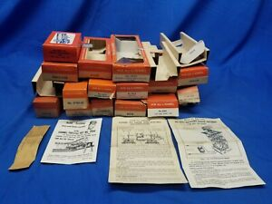 Lionel HO Freight Car Empty Boxes Lot 0865-250 0300 0319 0370 03570819-275