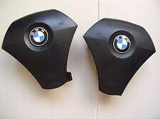 BMW E60 E61 2003-2006 KEY START STEERING WHEEL AIRBAG SRS AIR BAG Dual Stage OEM