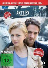 6 DVD-Box * AKTE EX - ALLE FÄLLE - ALLE FOLGEN - ISABELL GERSCHKE # NEU OVP