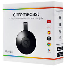 Chiavetta Google Chromecast 2 Streaming Infinity Netflix TV HDMI WiFi Originale