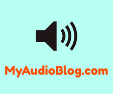 MyAudioBlog.com - Premium Domain Name - Great Opportunity!
