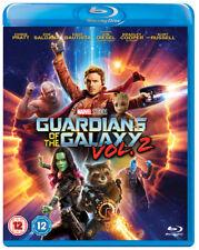 Guardians of The Galaxy Vol 2 BLURAY 2017 DVD