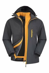 Mountain Warehouse Men Brisk II Extreme 3 In 1 Jacket