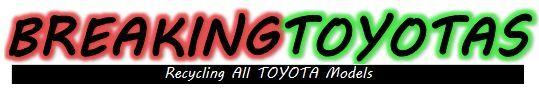 Breaking TOYOTAS 01617616088