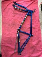 Old School Bmx 80 81 82 Huffy Pro Thunder Frame And Fork