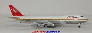 NEW 1:500 HERPA QANTAS AIRWAYS BOEING B 747-200 VH-EBB MODEL 534482