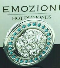 Emozioni Hot Diamonds Purity & Healing Quattro 33mm Coin (£79.95) 4 in 1 !