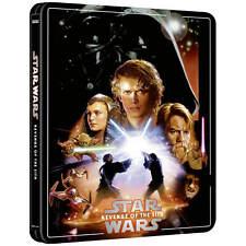 Star Wars Episode III: Revenge of the Sith - 4K Ultra HD Steelbook NEW SEALED