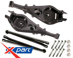 Xpart Rear Upper & Lower Suspension Arm Kit For Rover 75 & MG ZT RGG200000XP