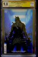 Batman Who Laughs: The Grim Knight 1 🔥 CGC 9.8 SS Dell Otto Variant Cover!