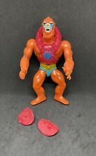 He-Man Vintage Masters of the Universe Beast Man Action Figure 1982 Taiwan MOTU