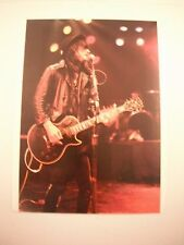 Guns N Roses GnR Coffee Table Book Photo Page Izzy Stradlin