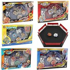 All Beyblade Burst Arena Spinning Top Metal Fusion 4d Blades Kids Gift Toys