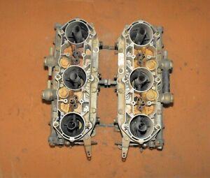 Porsche 911 OEM Zenith Carburator Set PN 91110812300, 91110812400