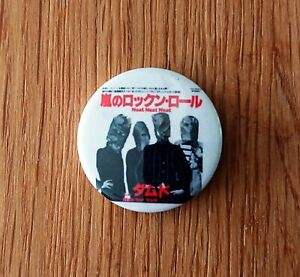 The Damned - Neat Neat Neat 25mm Button Badge New