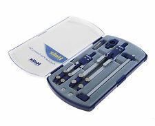 Helix Technical Precision Plus Drawing Set Inc. Thumbwheel & Technical Compass