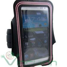 Armband fascia braccio Sport pr Samsung Galaxy S3 i9300 S3 NEO i9301 Linea Rosa
