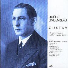 UDO LINDENBERG - GUSTAV NEW CD