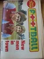 1979/1980 Birmingham Evening Mail Sports Argus: Football Annual - Newspaper Styl