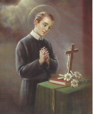 "Catholic Print Picture ST. GERARD MAJELLA 8x10"" ready to be framed"