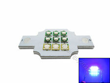 10W 9-11V 9 leds CREE XP-E XPE+Epileds Blue+Royal Blue+UV LED Light Lamp Module
