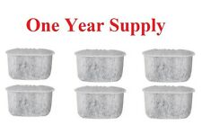Charcoal Water Filters, Replaces Keurig 05073 - 6 Pieces (One Year Supply)