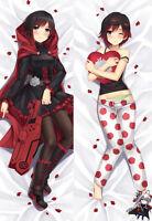 Anime Dakimakura Hugging Body pillow case 17053  RWBY-Yang Xiao Long