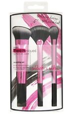 Real Techniques Sculpting Set 3 New Makeup Brushes in RETAIL BOX Factory Seconds