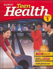 3-PACK Teen Health Course 1 Student by Betty M. Hubbard, Bronson, Cleary McGraw