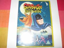 Scooby-Doo Meets Batman (DVD, 2008)