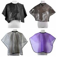 Pro Waterproof Haircut Hairdressing Cape Barber Hair Gown Salon Perm Cloth Apron
