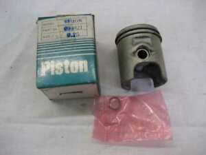 Honda Vision 50 Piston with Piston Rings 1 5/8in Et 059821 Piston