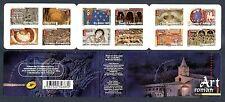 FRANCE 2010 Carnet Adhésif BC 455 ART ROMAN  -NEUF** NON plié LUXE