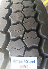 (8-Tires) 11R24.5 tires General D460 Long Haul Drive 14PR tire 11/24.5 11245 USA