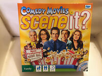 Comedy Movies Scene It, DVD Game. Fully Checked and Complete. 2011
