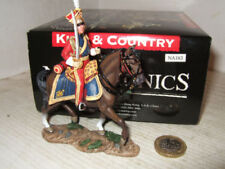 Painted Lead French Toy Soldiers Vintage 1