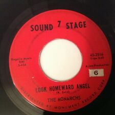 MONARCHS-LOOK HOMEWARD ANGEL-/ WHAT MADE YOU CHANGE YOUR MIND, SOUND STAGE 7.VG+
