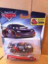 Disney Cars Diecast-Max Schnell-Carbono Racers-Nuevo-de franqueo combinado
