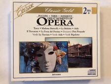 Great Moments of Opera - Puccini, Verdi, Donizetti (2 CD)