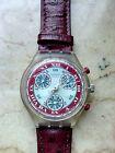 """orologio swatch CHRONO modello """"WINDMILL""""SCK103 anno 1993 NUOVO"""