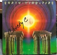 EARTH, WIND, AND FIRE I AM LP 1979 COLUMBIA FC 35730