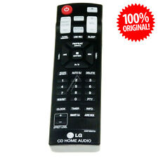 AKB73655724 Mando Distancia LG CM9730 Original Remote Mini Hi Fi